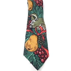 Electric Neckwear 100% Silk Christmas Tie